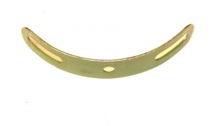 215 Formed Slotted Strip Light Green Original