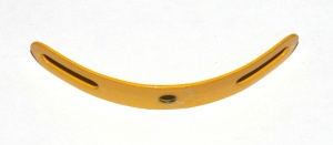 215 Formed Slotted Strip UK Yellow Original