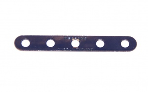 235 Narrow Strip 5 Hole Dark Blue Original