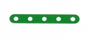 235 Narrow Strip 5 Hole Light Green Original