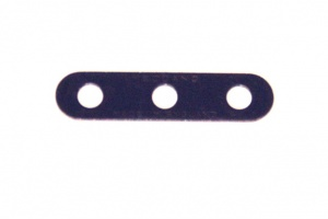 235g Narrow Strip 3 Hole Dark Blue Original