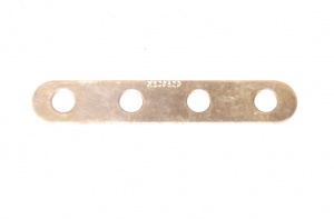 235h Narrow Strip 4 Hole Zinc Original