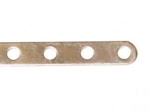 235f Narrow Strip 11 Hole Zinc