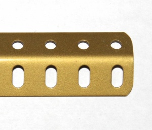 242k Obtuse Angle Girder 13 Hole Gold Pre-Owned
