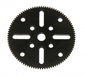 251b Gear Disk 95 Teeth Black