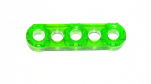 260c Narrow Plastic Spacer Strip Transparent Green Original