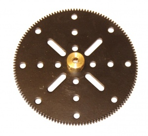 27b Spur Gear 133 Teeth
