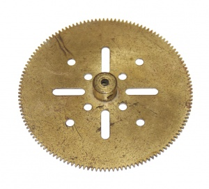 27b Spur Gear 133 Teeth Gold Original