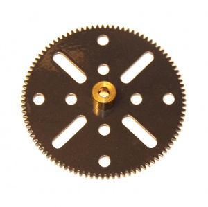 27c Spur Gear 95 Teeth Black Original