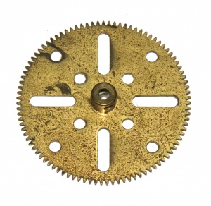 27c Spur Gear 95 Teeth Gold Original