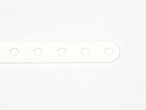 2a Standard Strip 9 Hole White Original
