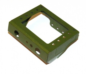 317 Cab Lower Army Multikit Green Original