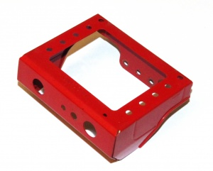 317 Cab Lower Highway Multikit Red Original