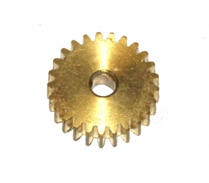 325 Pinion 25 Teeth Triflat Axle