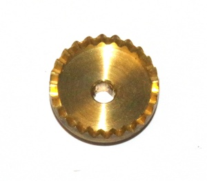 329 Contrate Gear 25 Teeth Triflat Axle