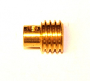 32c Right Hand Worm Gear Short