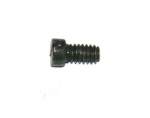37b Slotted Cheesehead Bolt ¼ (6mm) Black Original