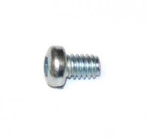 37b Allen Bolt ¼ (6mm) Zinc Original