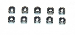 37h Square Lock Nut Original x10