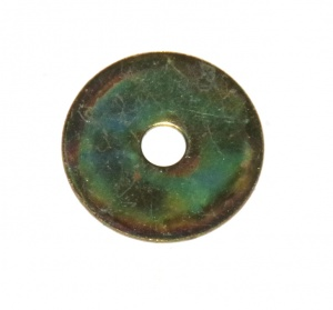 38d Washer ¾'' Diameter Gold Passivate Original