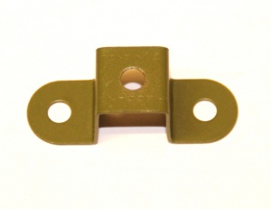 45 Double Bent Strip Army Green Original