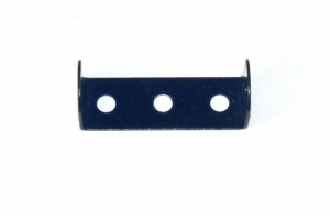 48 Double Angle Strip 1x3x1 Dark Blue Original