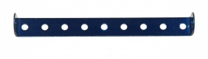 48c Double Angle Strip 1x9x1 Dark Blue Original