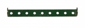48c Double Angle Strip 1x9x1 Dark Green Original
