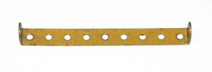 48c Double Angle Strip 1x9x1 Gold Original