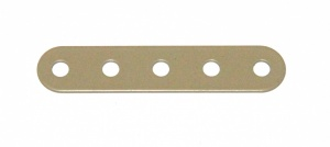 5 Standard Strip 5 Hole Beige Original