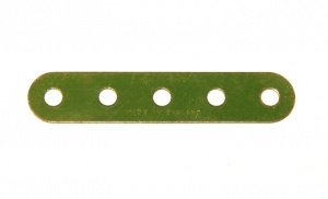 5 Standard Strip 5 Hole Mid Green Original