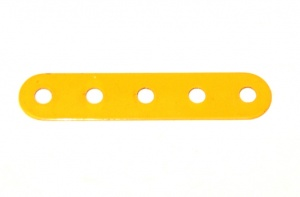5 Standard Strip 5 Hole UK Yellow Original
