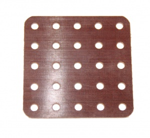 511 Insulating Plate 5x5 Hole