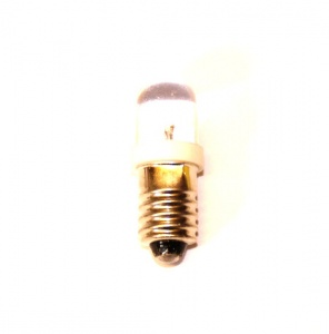540c LED Bulb Clear E10 12 Volt