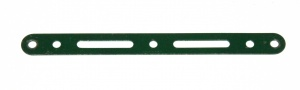 55 Slotted Strip 5½'' Dark Green Original