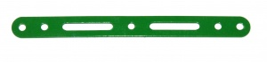 55 Slotted Strip 5½'' Light Green