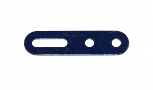 55a Slotted Strip 2'' Dark Blue Original