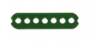 56a Connector Strip 2'' Green