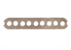 56b Connector Strip 2½'' Zinc