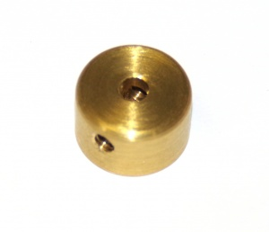 59y Large Collar Brass