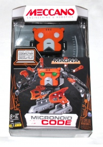 Robot Building Kit Magna Orange 6040127