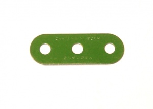 6a Standard Strip 3 Hole Mid Green Original