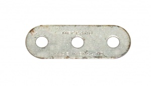 6a Standard Strip 3 Hole Silver Original