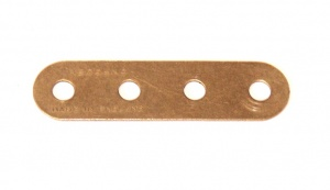 6n Standard Strip 4 Hole Nickel Original