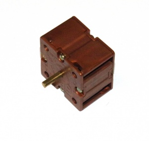760 Gearbox for Triflat Cube Motor Original
