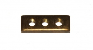 83y Threaded Nut Plate ¾'' XXX