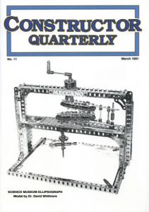 Constructor Quarterly March 1991