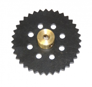 95 Sprocket 36 Teeth Black