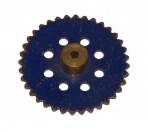 95 Sprocket 36 Teeth Blue Original
