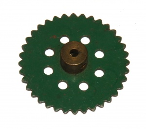 95 Sprocket 36 Teeth Mid Green Original